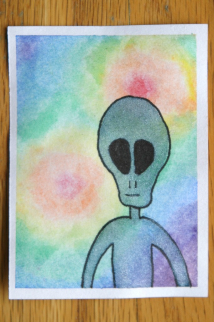 DailyATC8 alien